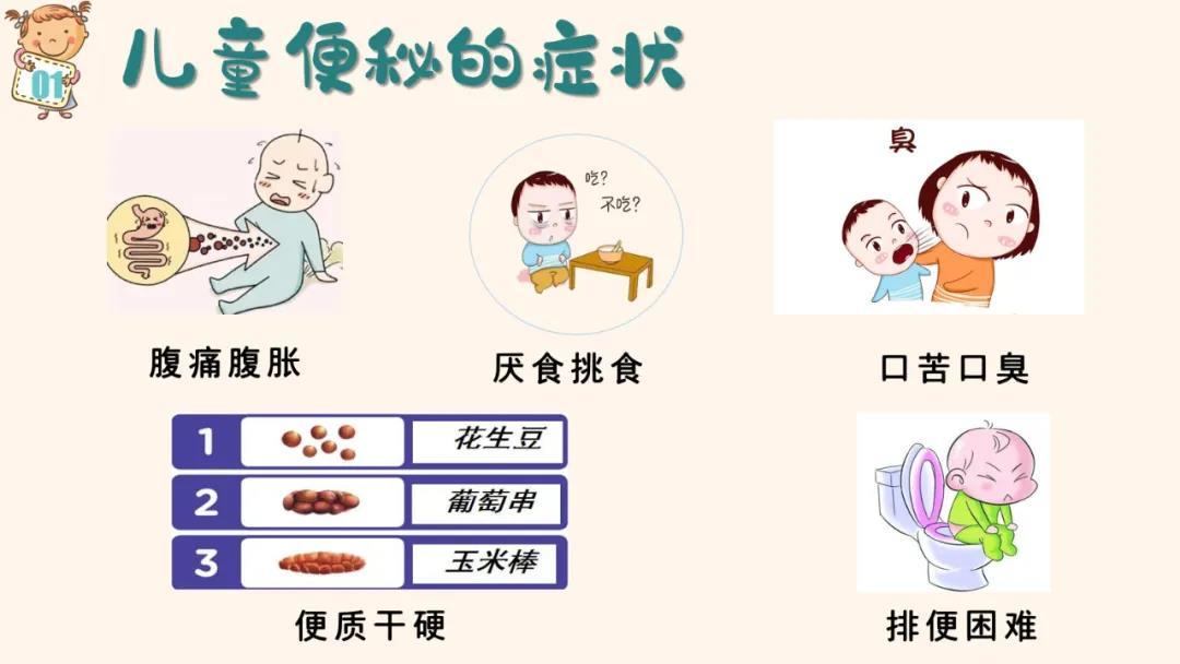 西安市儿童医院:中国便秘日健康科普