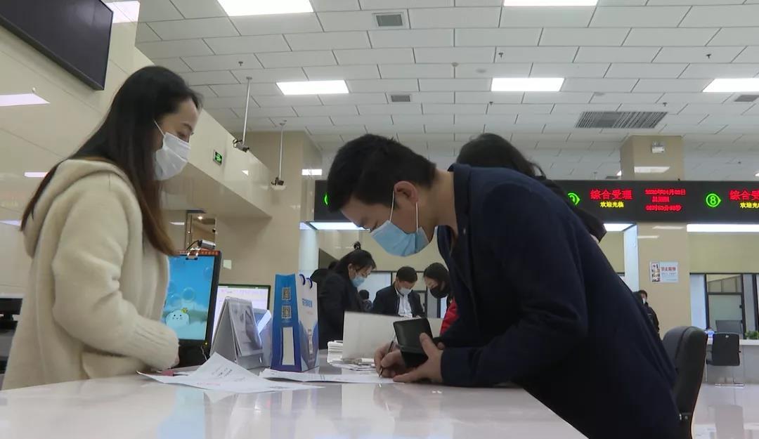 智慧政務助力河北自貿區正定片區政務服務中心提效升級