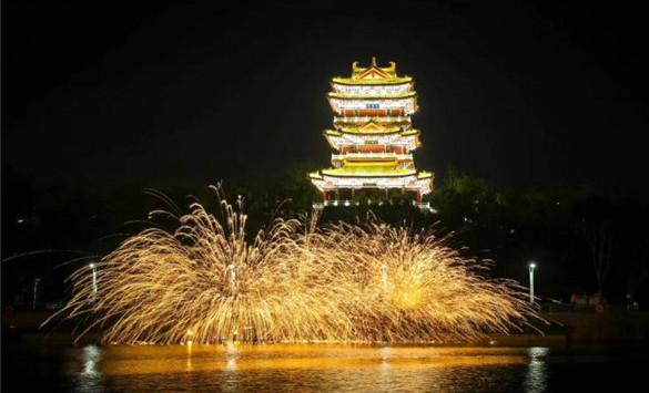 欢乐五一劳动节 就在郑州园博园
