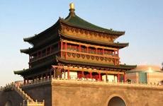 旅游市场升温 西安钟楼等十大景区在五一期间受青睐