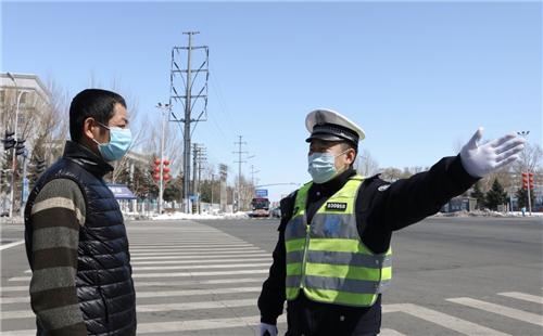 齊齊哈爾市公安局建華交警大隊二