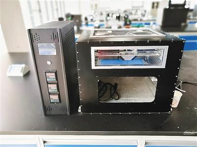 西安市原创技术助力实现 国内首次太空