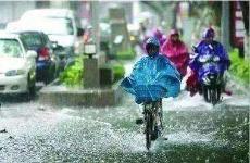 22—24日陕西省有大风降温降水天气