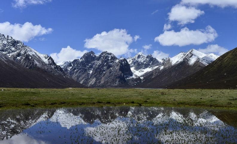 打卡青海果洛 一片纯净的藏乡秘境