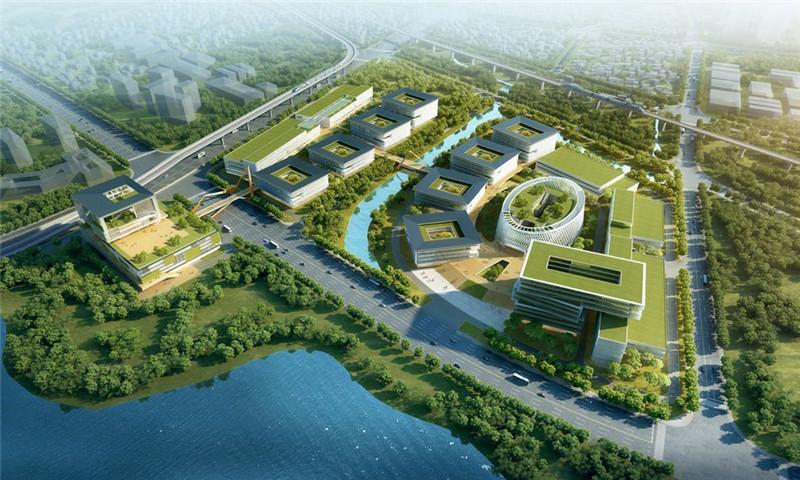 盘石:文翰湖国际科创小镇,打造新技术新经济引擎