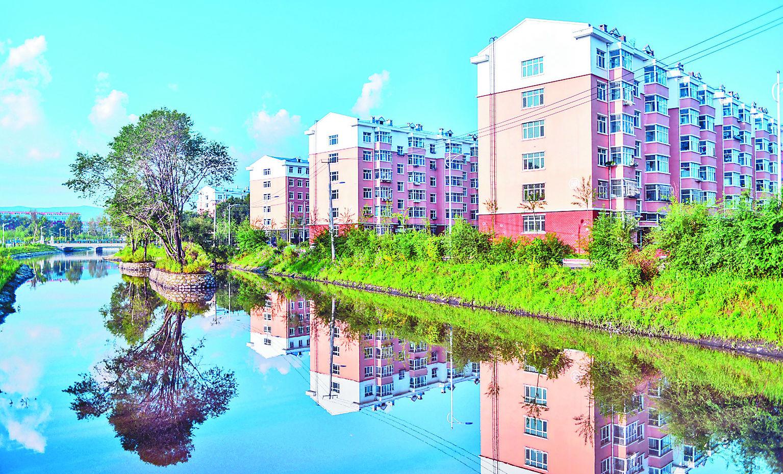 黑龙江:建设人民满意幸福河
