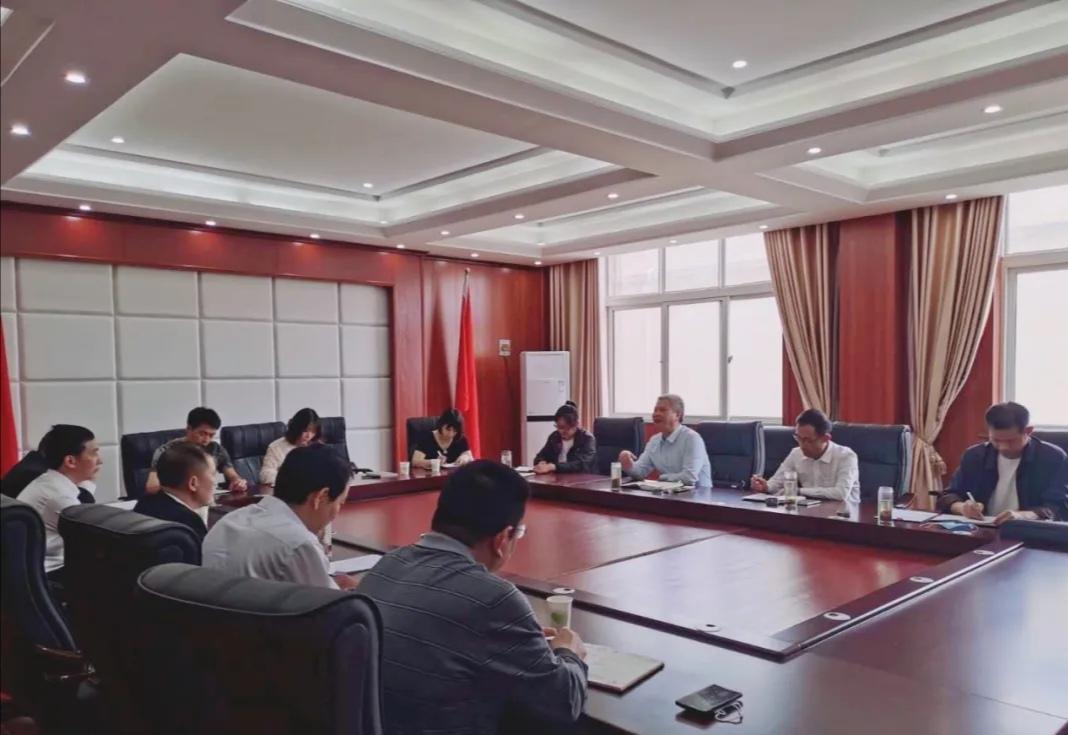 张维民到商城县人民法院督导执行工作