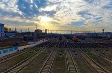 流动的陕西暖起来 安康上港无水港海铁联运项目启动