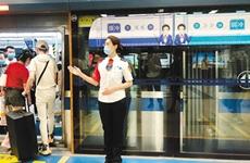 """西安地铁全线网列车实现""""同车不同温"""" 分强冷区和弱冷区"""