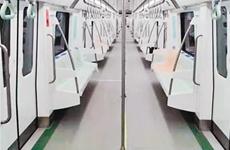 地铁5号线一期进行动车调试 计划年底开通试运营
