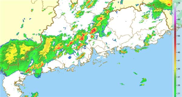 """全省启动94个天气预警 又有一波暴雨从西部赶来""""class="""