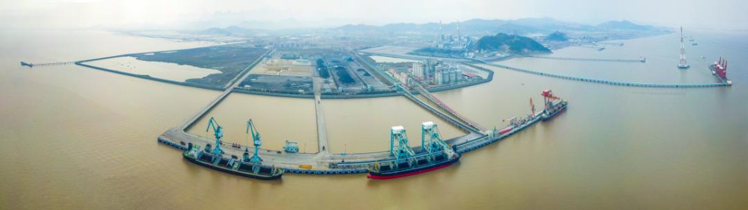 国家批复 温州新增一个临时开放口岸 乐清湾港区铁路支线下月通车