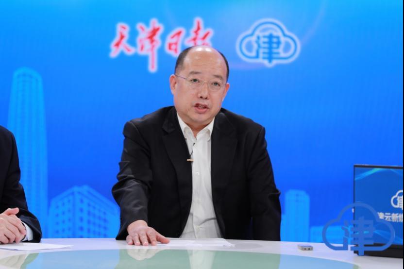 【访谈实录】天津发改委副主任刘