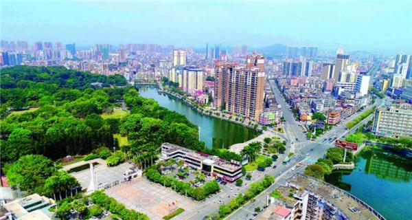 惠州:打造国内一流新材料产业基地