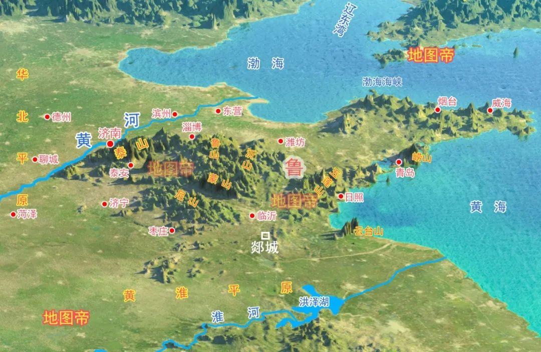 刘备三让徐州,是在今天的山东吗?