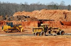 西安市城管局查处涉扬尘防治问题违规建设项目16个