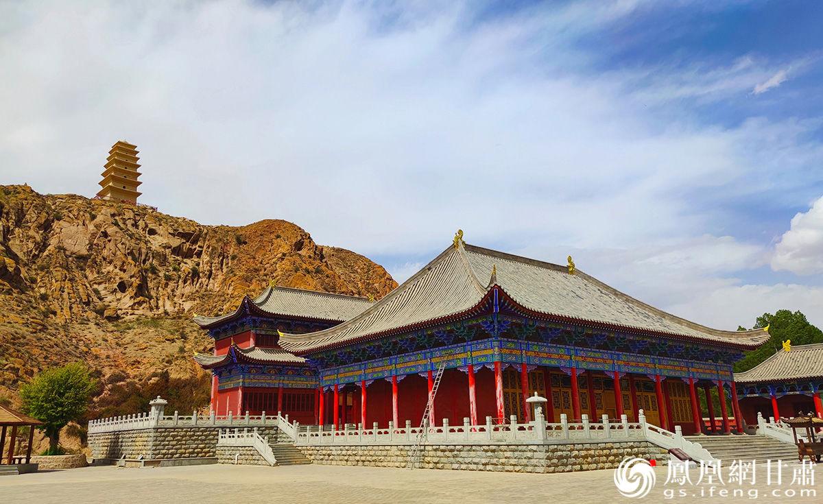 圣容寺内景 杨艺锴 摄