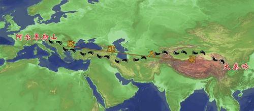 丝绸之路也是一条生态文明之路