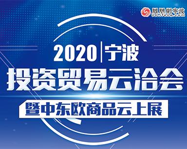 2020宁波投资贸易云洽会暨中东欧商品云上展