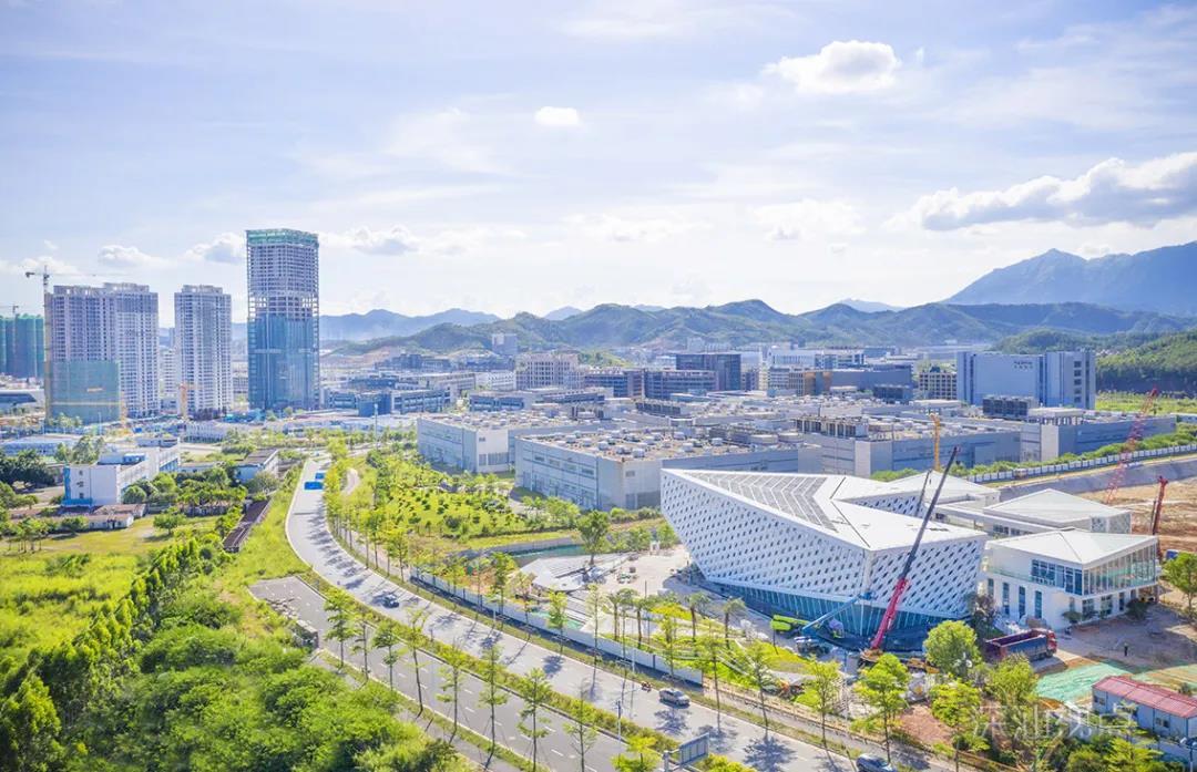 """深圳第""""10+1""""区加速打造新兴产业新城"""