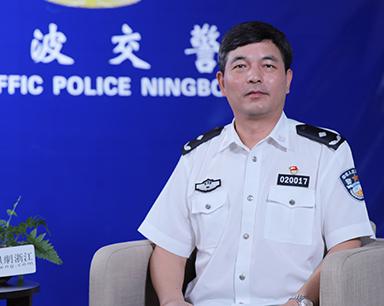 专访 | 宁波交警局长谈文明交通:全警参与!