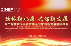 第二屆儒商大會暨青年企業家創新發展國際峰會