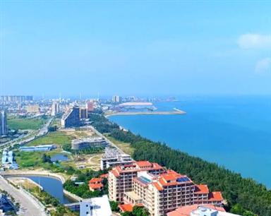 2020年,推动海南自贸港建设,东方这样干