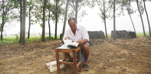 河南71岁老人五战高考 目标很明确:河大