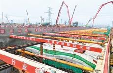 抓工期抓进度抓质量 西安市全力推进十四运重点建设项目