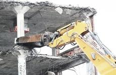 西安资源规划局与临潼区开展迎十四运违建拆除检查