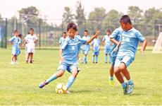 深入推进健康陕西行动 渭南市将建成44块社会足球场地
