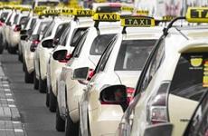 8月份西安市區出租車經營企業繼續免除10%承包費