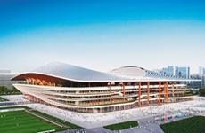 """""""家門口""""看亞洲杯 西安國際足球中心開工可容納6萬人"""