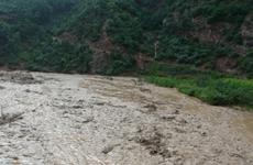 強降雨致寶雞4.7萬余人受災 多處路段損毀交通受阻