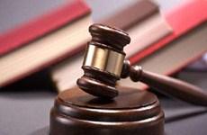 碑林區法院開庭審理杜東鋒等29人黑社會性質組織案