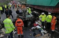漢中:交通事故致4人死亡經濟損失845萬元 7人被追責