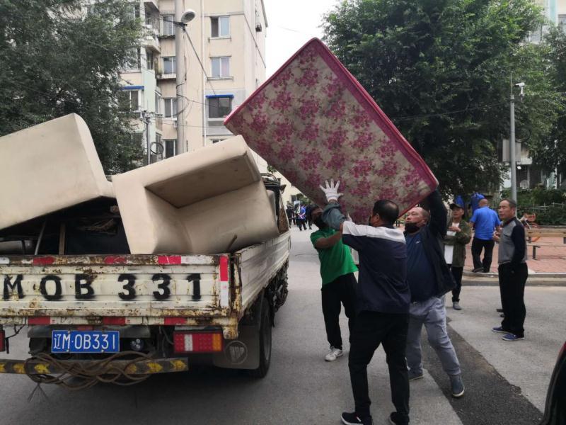 沈阳市大东区二台子街道开展文明创建薄弱环节专项整治行动