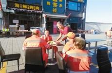 茶社老板每天為百余環衛工免費供早餐