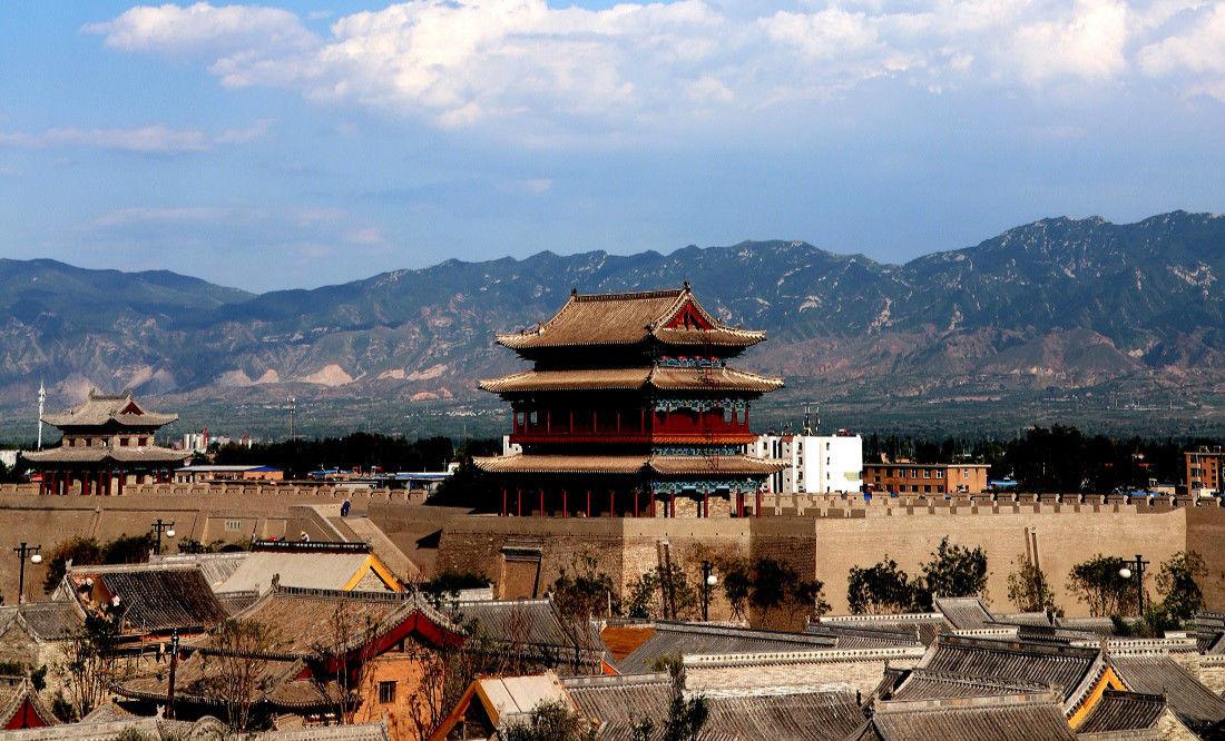 """在忻州,體味文化律動和為政擔當"""" width="""