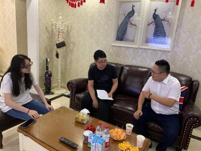 上海银行宁波分行做实家访提升员工管理