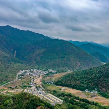 安徽石臺:中國原生態最美山鄉