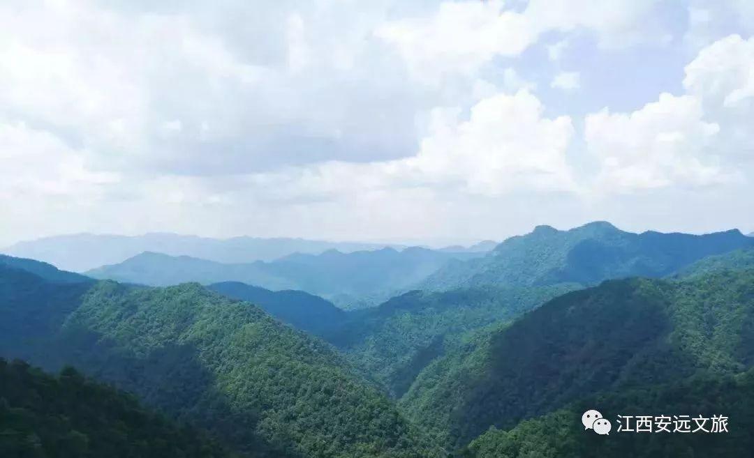 安远三百山风景区