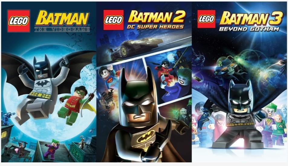 EpicGames大手笔六款《蝙蝠侠》游戏限免下载
