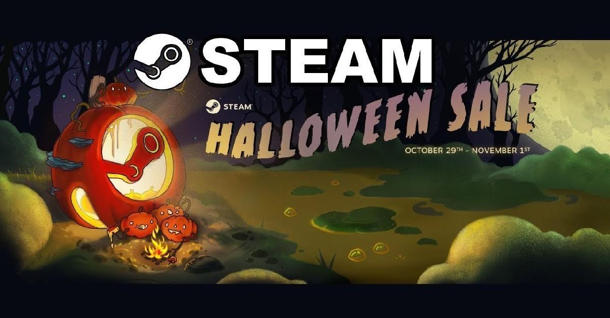 Steam万圣节特惠或在10/29开启数千款游戏减价