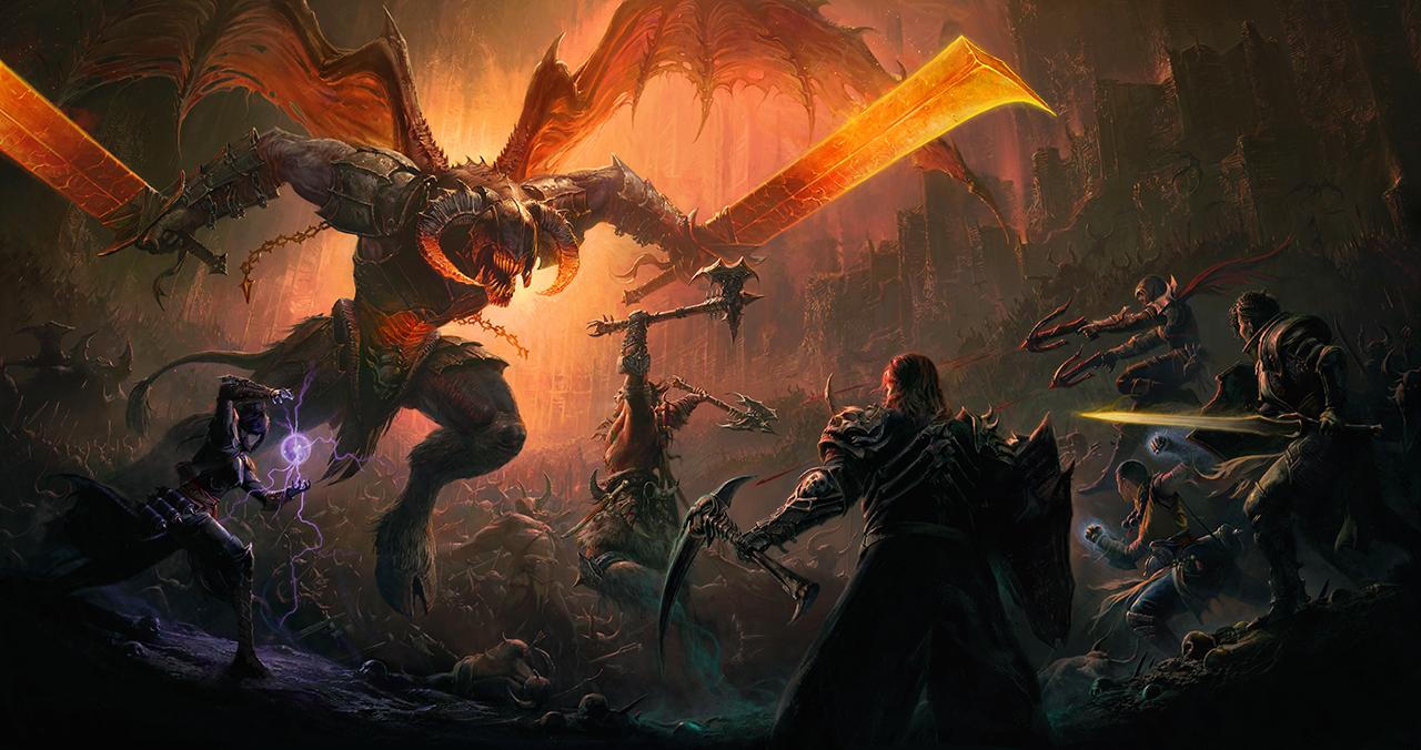 《暗黑破坏神:不朽》情报更新开放猎魔人试玩