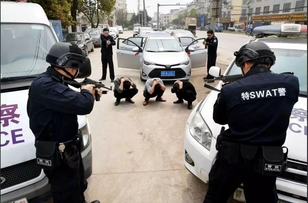 利剑出鞘!赣州警方发布扫黑除恶十大案例