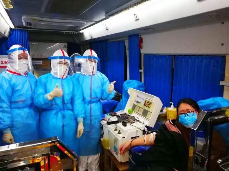 安徽首例!新冠肺炎康复者捐献血浆