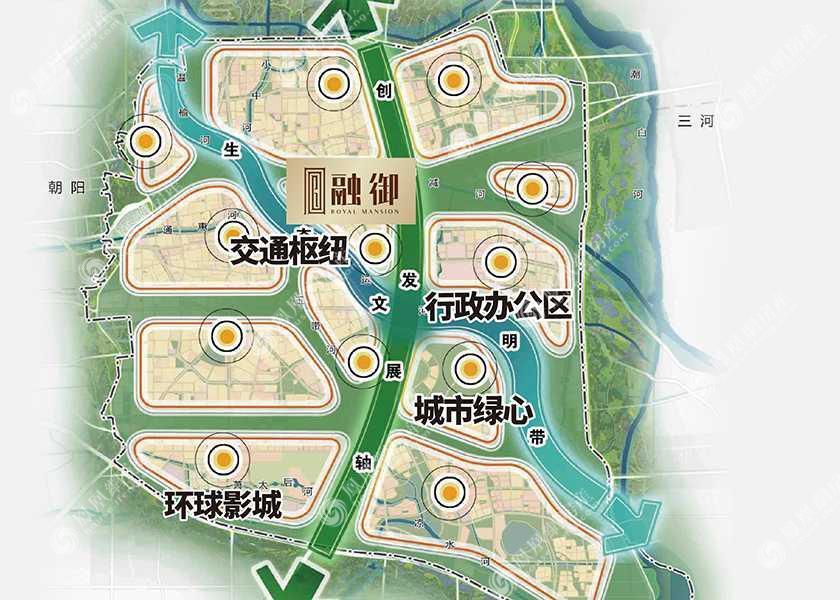 金融街武夷·融御规划图2