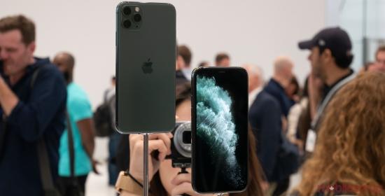 硬碰硬:iPhone11pro和三星Note10+谁是机皇