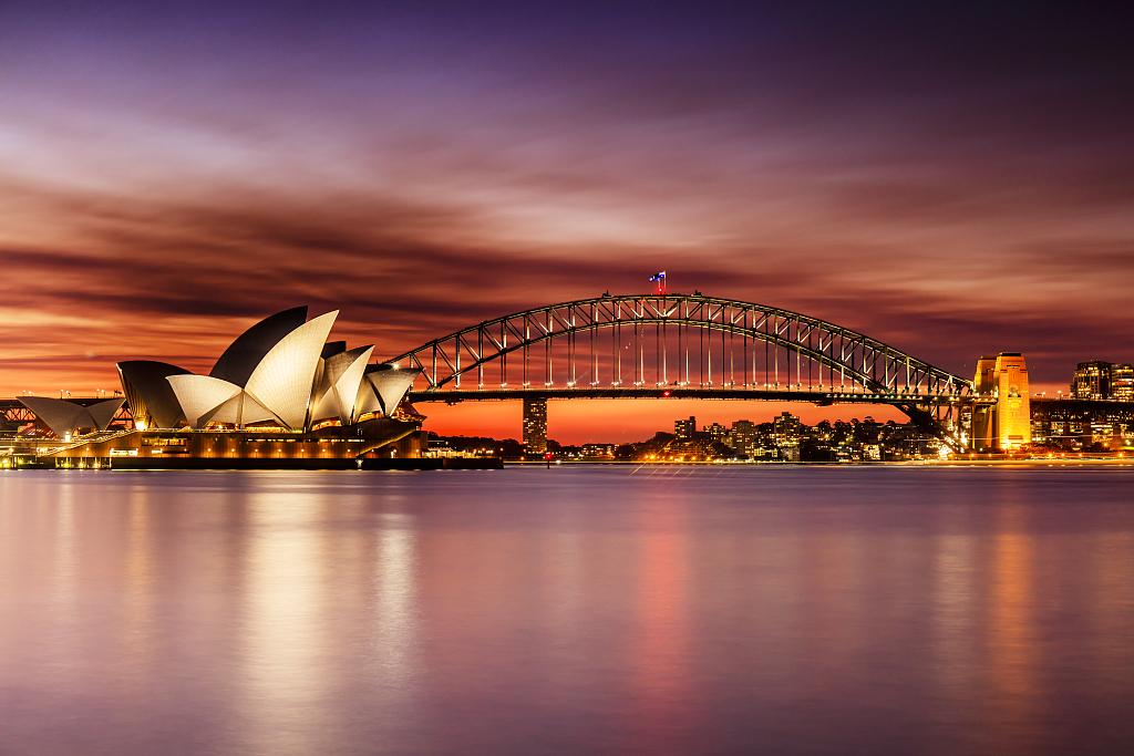 澳大利亚 中国 澳洲,一个被互联网遗忘的国家?